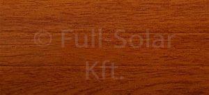 Alumínium redőny színminta: Aranytölgy